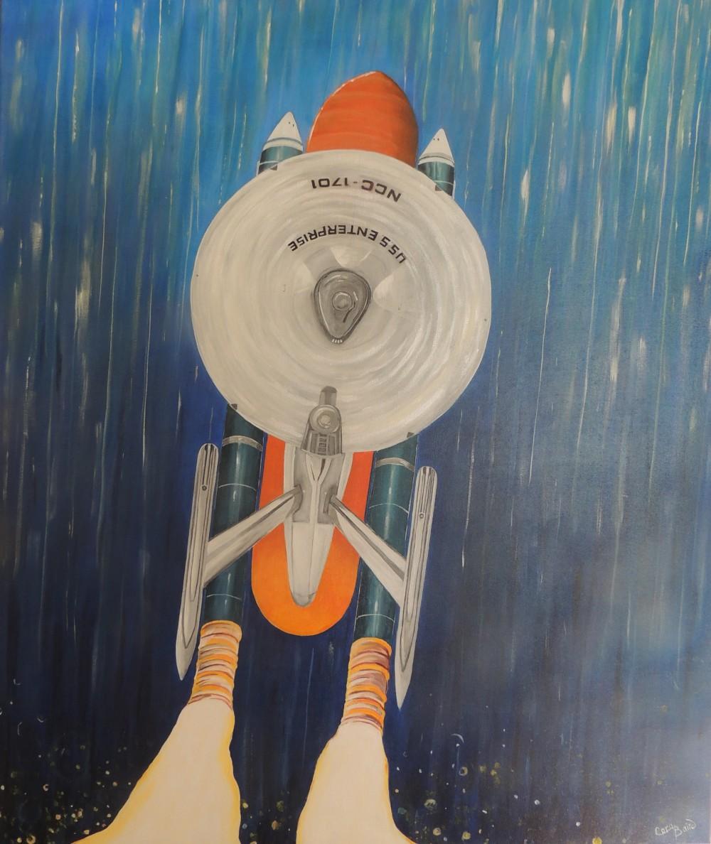Shuttle Trek